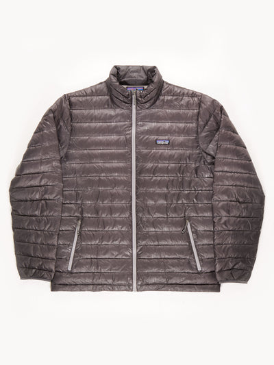 Patagonia Quilted Jacket / Grey / XL
