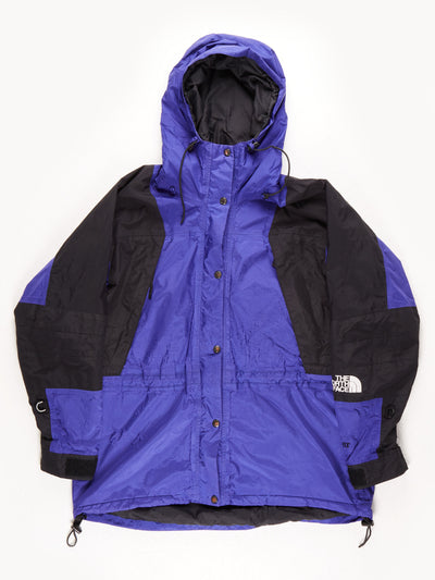 The North Face Gore-Tex Waterproof Jacket / Black / Blue / XL