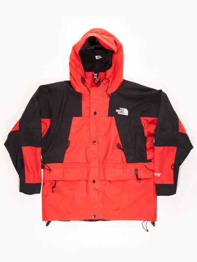The North Face Gore-Tex XCR Summit Series Waterproof Coat / Red / Medium
