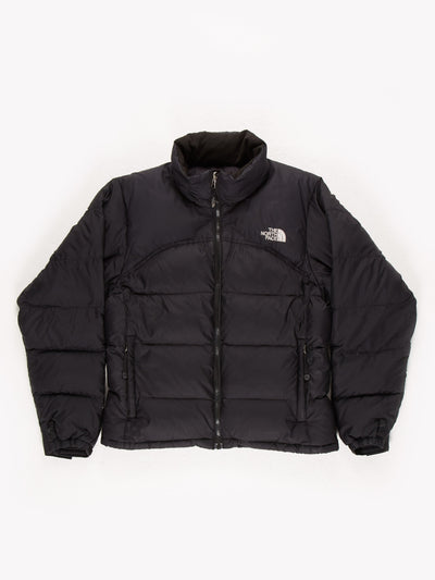 The North Face Womens Puffer Jacket Black Size Small