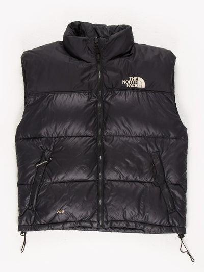 The North Face Puffer Gilet Black Size XL