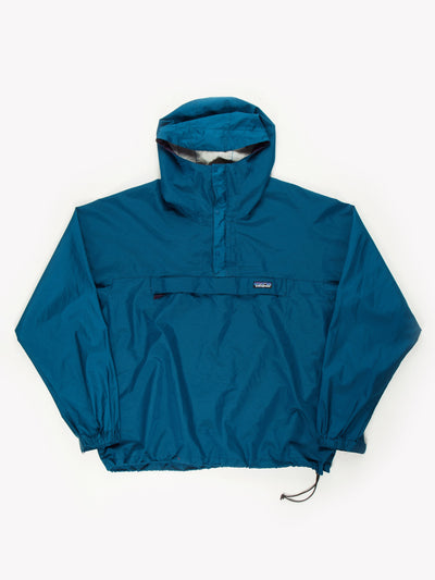 Patagonia Pull Over Jacket Green Size XL