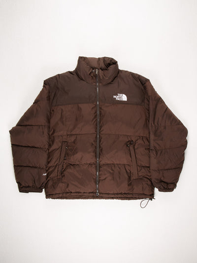 The North Face 700 Puffer Jacket Brown Size XL