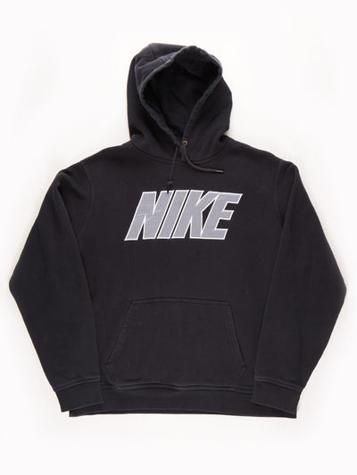 Nike Hoodie / Black / Grey / White / XL