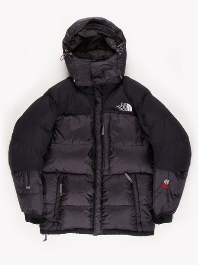 The North Face Summit Series 700 Puffer Jacket With Hood Black Size Medium