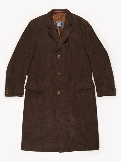 Burberry Duster Coat Brown Size 50