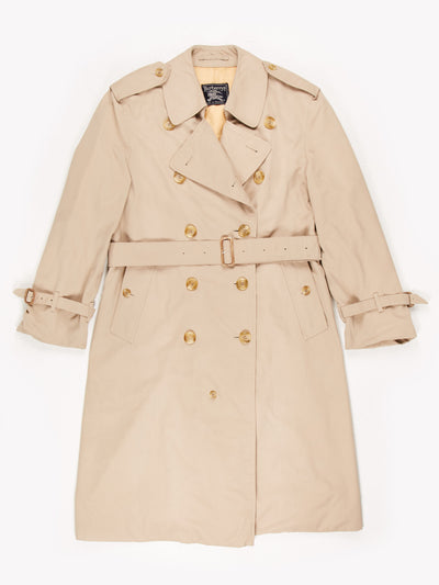 Burberry Trench Coat Beige Size XL
