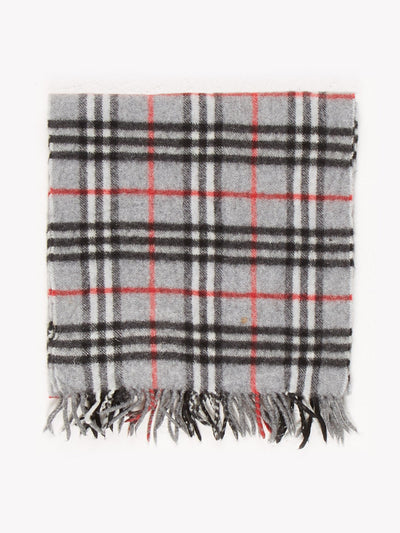 Burberry Scarf Grey