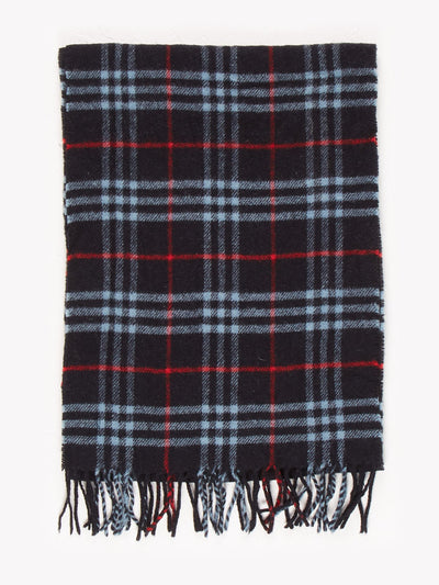 Burberry Scarf Blue