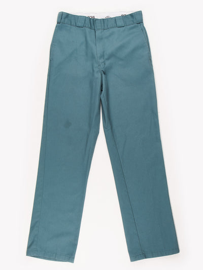 Dickies 874 Original Fit Trousers Green Size 31x32
