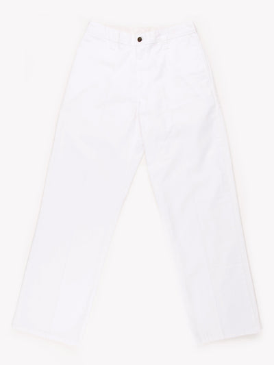 Dickies Trousers White Size 30x31