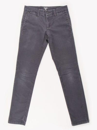 Carhartt Trousers Grey Size 29x30