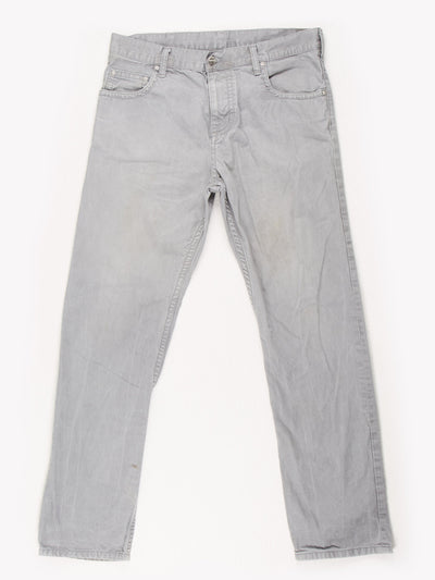 Carhartt Trousers Grey Size 35x32