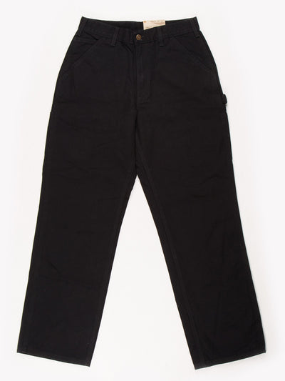 Carhartt Trousers Black Size 30x30