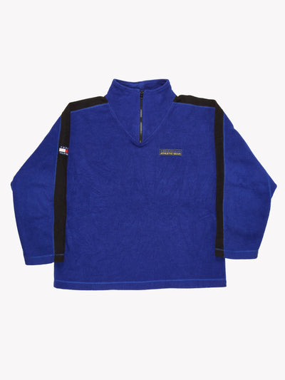 Tommy Hilfiger Fleece Blue/Black Size XXL