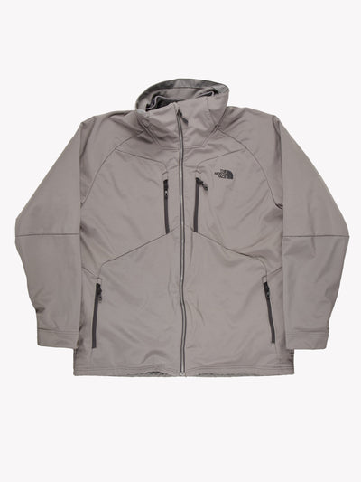 The North Face Jacket With Detatchable Lining Grey Size Mens XXL
