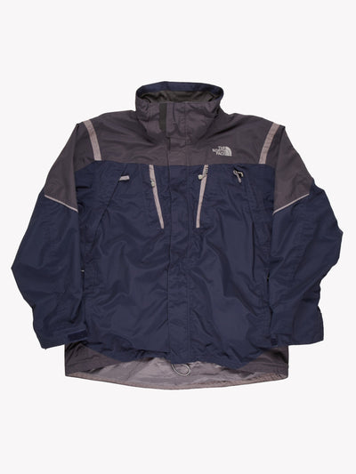The North Face Jacket Blue/Grey Size Mens Large