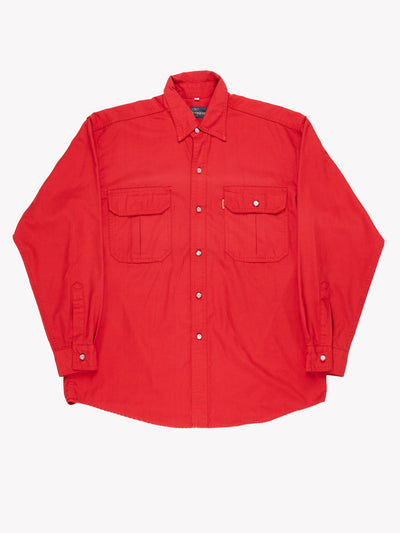 Valentino Shirt /Red/Size XXL