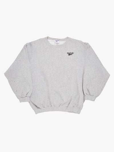 Reebok Sweatshirt Grey XL