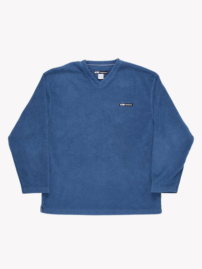 Reebok Fleece Blue Size Large