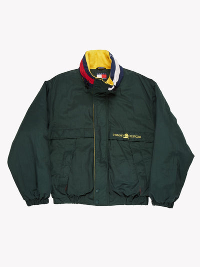 Tommy Hilfiger Jacket Green Size Large
