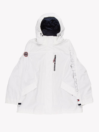 Tommy Hilfiger Jacket White Size Large