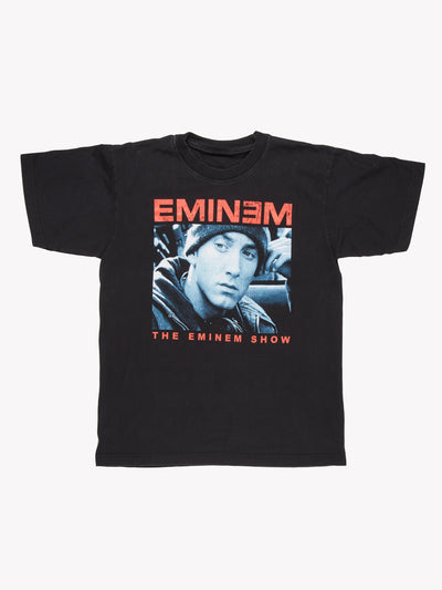 Eminem T-Shirt Black/Red Size Medium