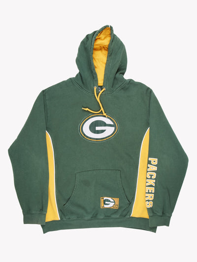 Green Bay Packers NFL Hoodie Green/Yellow Size XXL