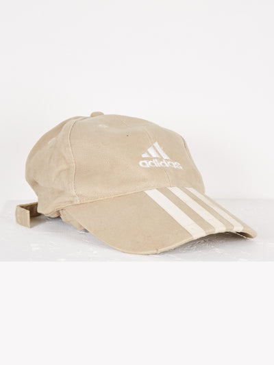 Adidas Cap Brown/White One Size