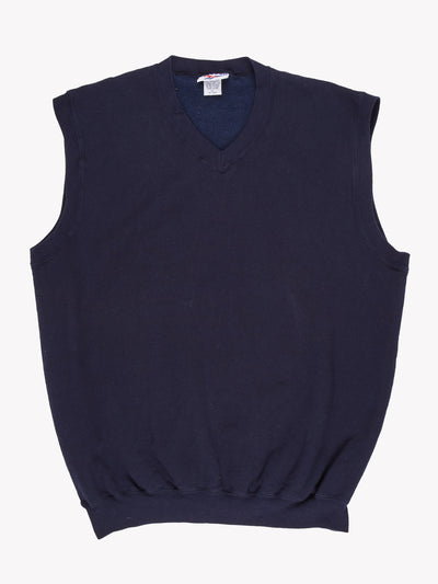 Umbro Sweater Vest Blue Size XL