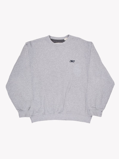 Reebok Sweatshirt Grey Size XL