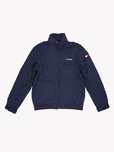 Tommy Hilfiger Jacket Blue Size Small