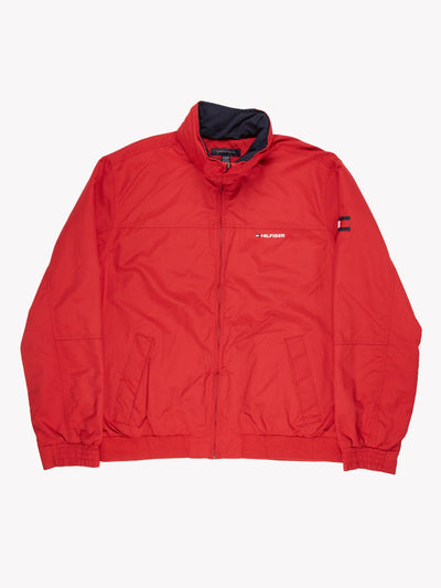 Tommy Hilfiger Jacket Red Size XL