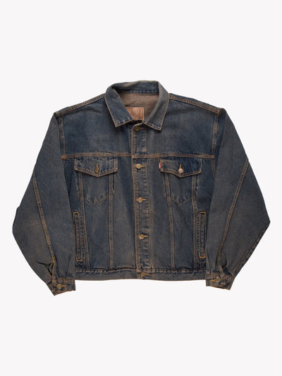 Diesel Denim Jacket Blue Size XL