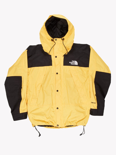 The North Face Coat Yellow/Black Size Mens Large