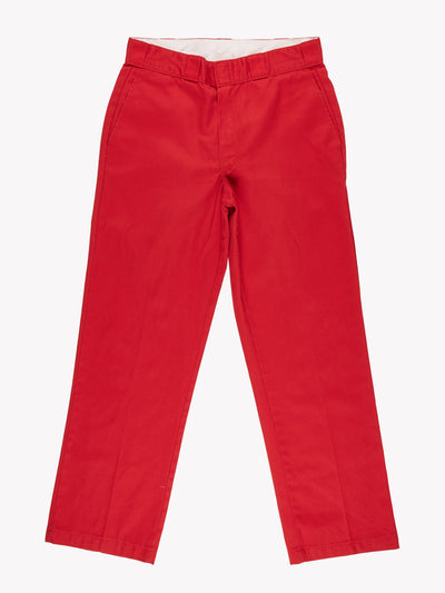 Dickies Trousers Red Size 30x30