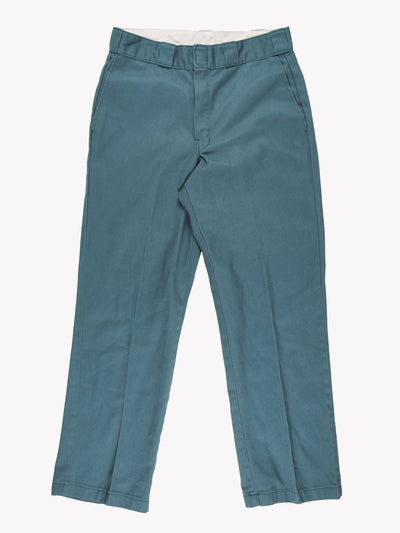 Dickies Trousers Green Size 30x29