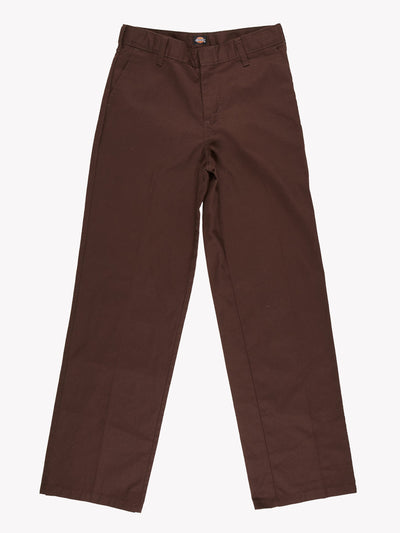 Dickies Trousers Brown Size 28x29