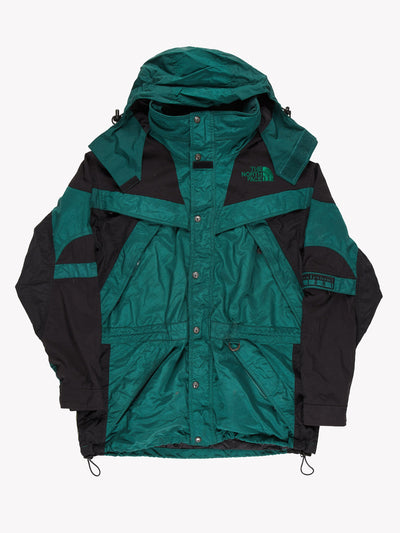 The North Face Coat Green/Black Size XL