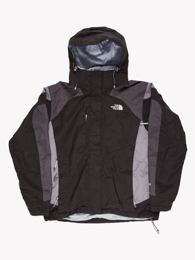 The North Face Womens Jacket Black/Grey Size Size Medium