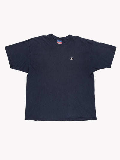 Champion T-Shirt Navy Size XL