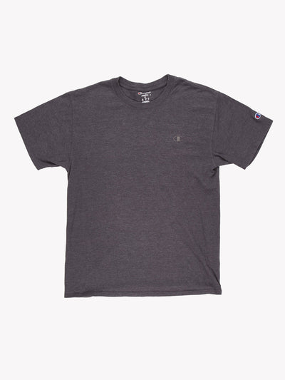 Champion T-Shirt Grey Size Medium