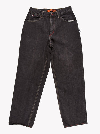 Tommy Hilfiger Carpenter Jeans Black Size 32x33