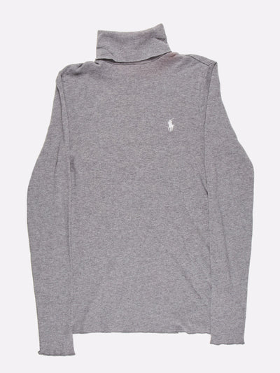 Ralph Lauren Roll Neck Grey Size Large