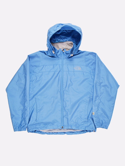 The North Face Hydrenaline Wind Jacket Blue/White Size Large