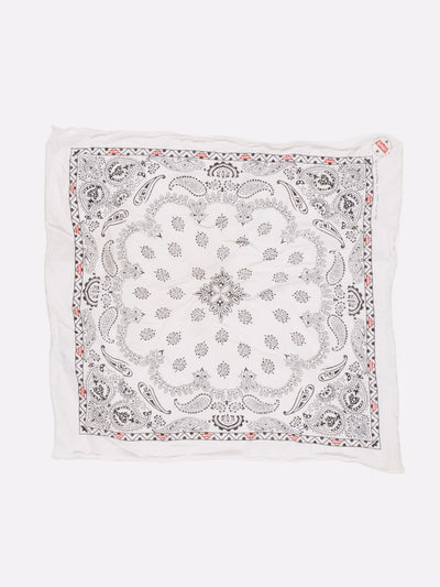 Levi's Bandana White/Black One Size