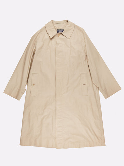 Burberry Mac Jacket Beige Size Large