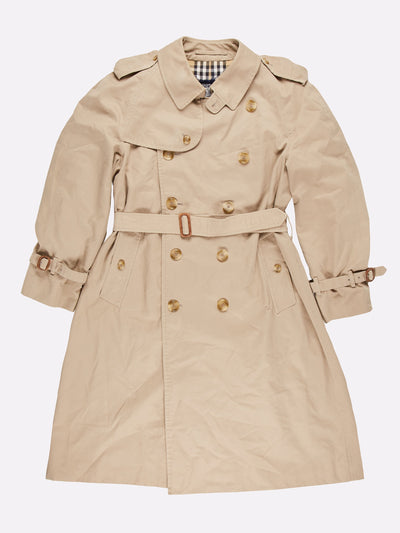 Burberry Mac Jacket Beige Size Medium