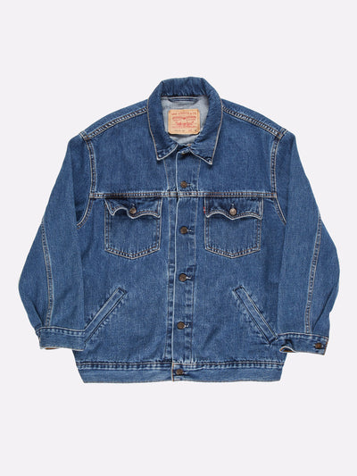 Levi's Denim Jacket Blue Size XL