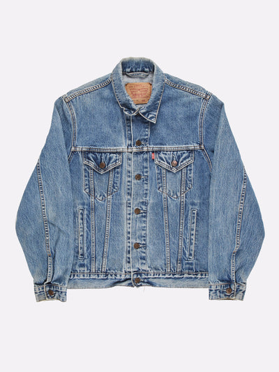 Levi's Denim Jacket Blue Size Medium